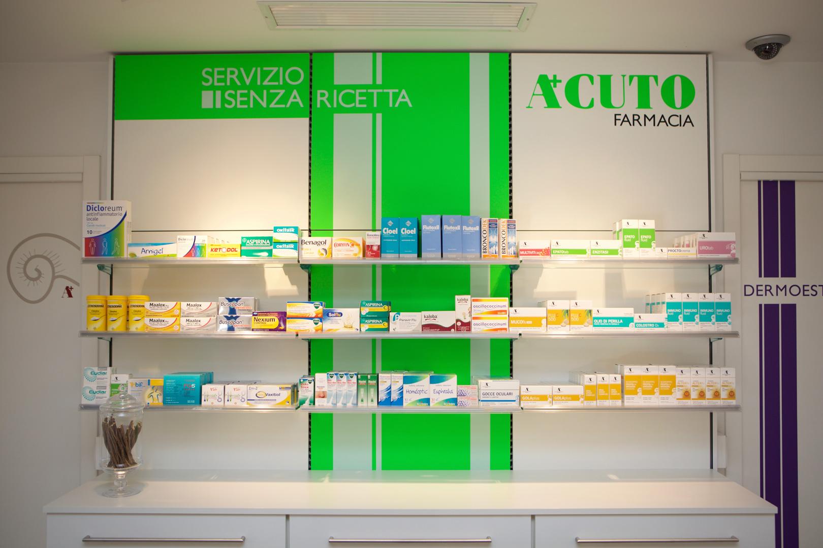 Farmacia Acuto - Servizio senza ricetta